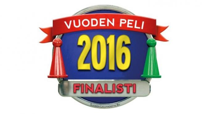Vuoden peli -finalistit 2016