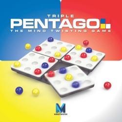 Triple Pentagon kansi