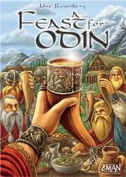 A Feast for Odinin kansi