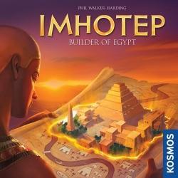 Imhotepin kansi