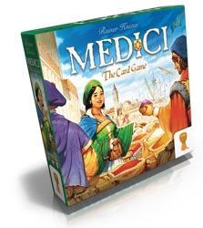Medici: The Card Gamen kansi