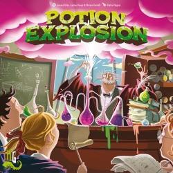 Potion Explosionin kansi