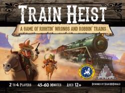 Train Heistin kansi