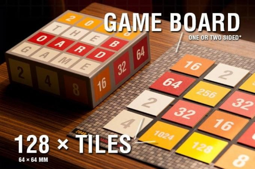 2048: The Board Game