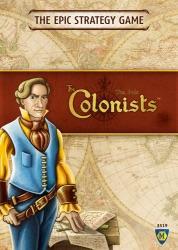 The Colonistsin kansi