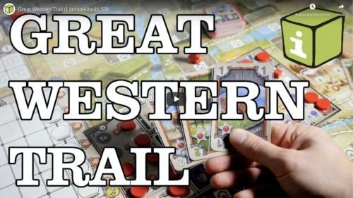 Lautapelituubi: Great Western Trail