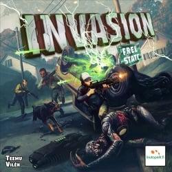 Invasion: Free Staten kansi
