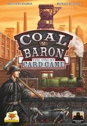 Coal Baron: The Great Card Gamen kansi