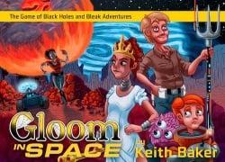 Gloom in Spacen kansi