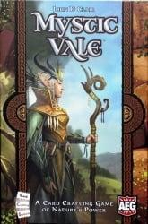 Mystic Valen kansi