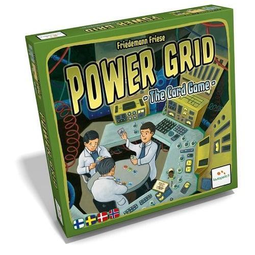 Power Grid -korttipeli