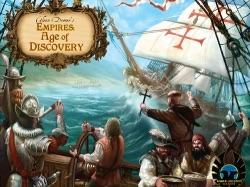 Empires: Age of Discoveryn kansi