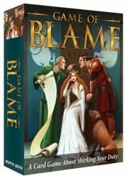Game of Blamen kansi