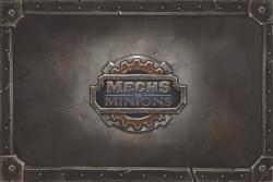 Mechs vs Minionsin kansi