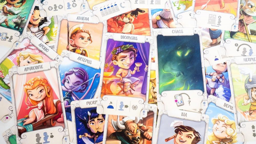 Santorinin kortteja