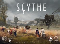 Scythen kansi