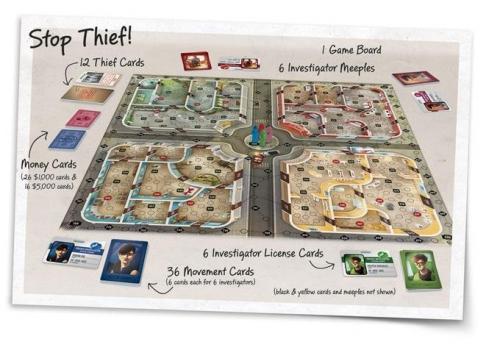 Stop Thief!