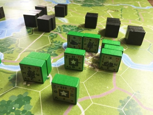Combat Infantry