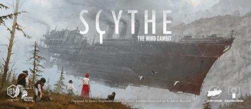 Scythe: Wind Gambitin kansi