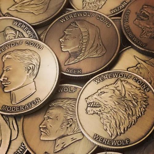Werewolf Coins