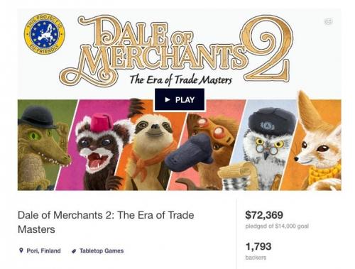 Dale of Merchants 2