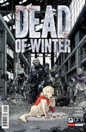 Dead of Winter -sarjakuva