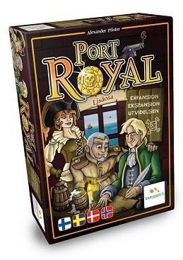 Port Royalin lisäosa