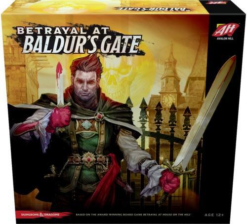 Betrayal at Baldur's Gaten kansi