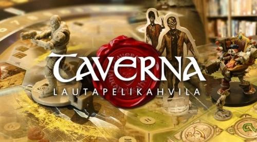 Lautapelikahvila Taverna