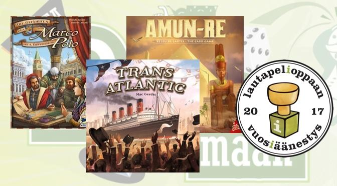 Marco Polo Transatlantic Amun-Re