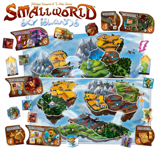 Small Worlds: Sky Islands