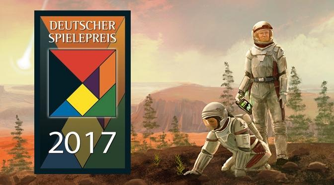 Terraforming Mars DSP 2017