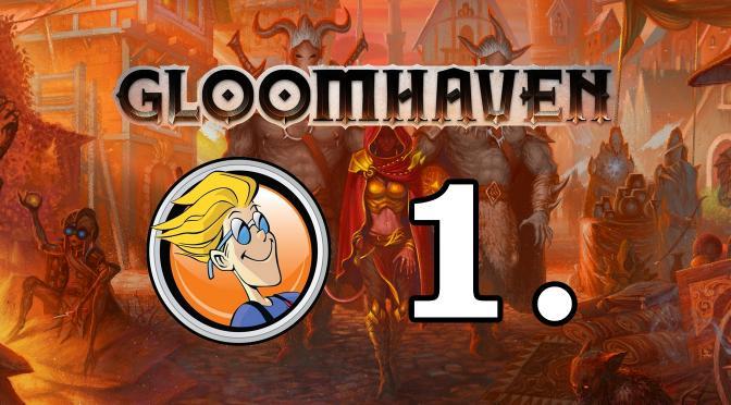 Gloomhaven BGG #1
