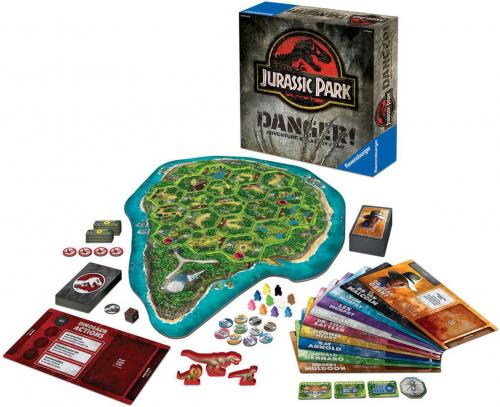 Jurassic Park: Danger! Adventure Game
