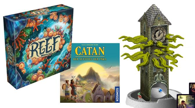 Reef Catan Inka Tower