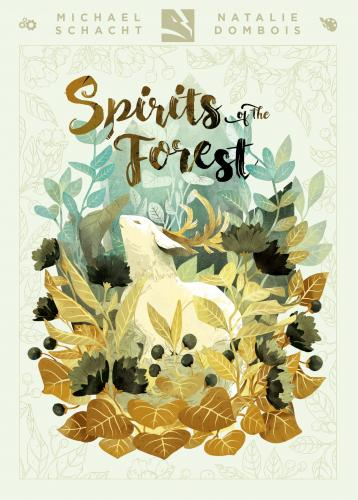 Spirits of the Forestin kansi
