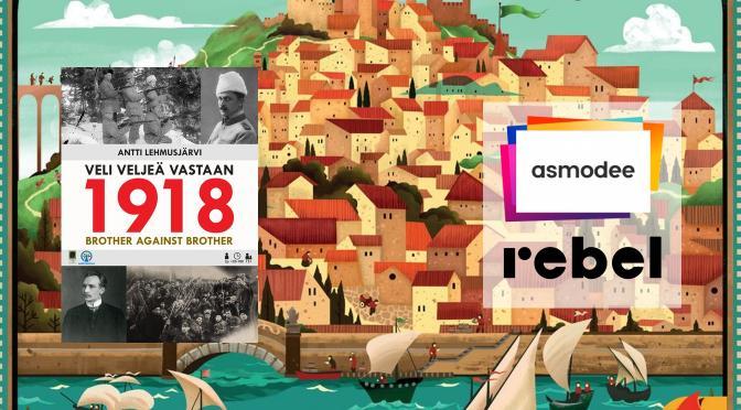 Veli Coimbrassa Asmodeeta vastaan
