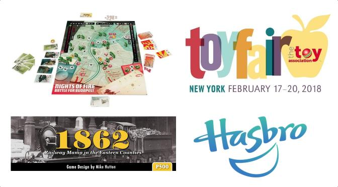 Nights of 1862 Hasbro Toy Fair