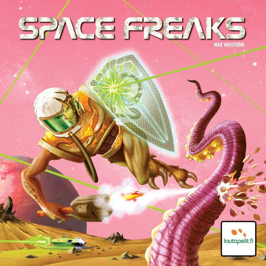Space Freaks lautapelin arvostelu > Lautapeliopas