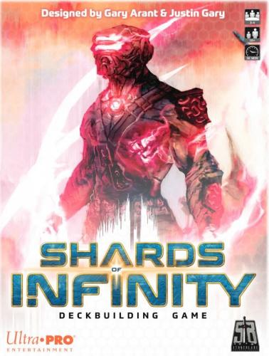 Shards of Infinityn kansi
