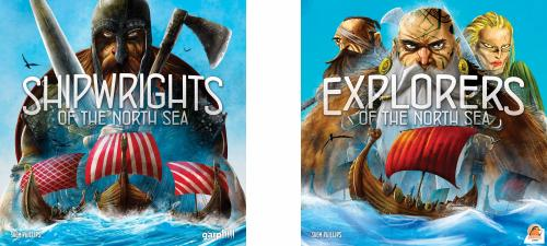 Shipwrights ja Explorers