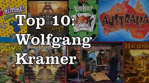 Wolfgang Kramerin top 10