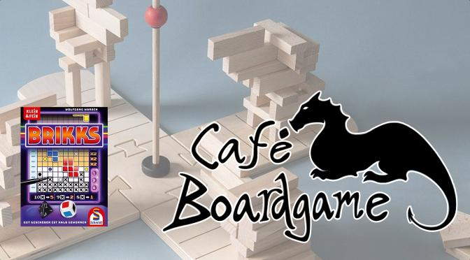 Cafe Boardgame