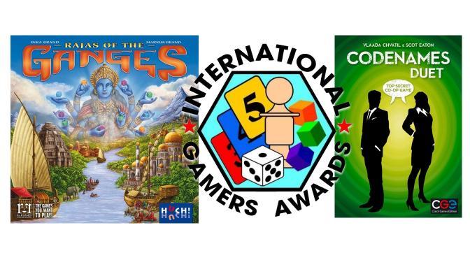 IGA-voittajat
