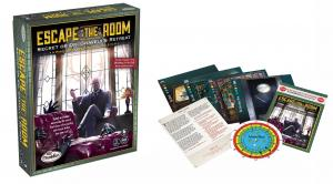 Escape the Room: The Secret of Dr. Gravely's Retreat