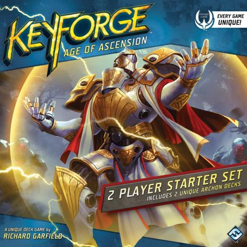 KeyForge: Age of Ascensionin kansi