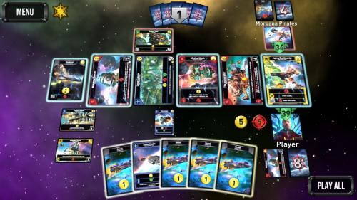Star Realms -sovellus