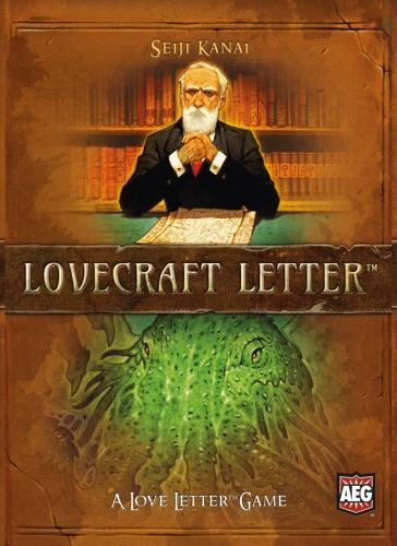 Lovecraft Letterin kansi