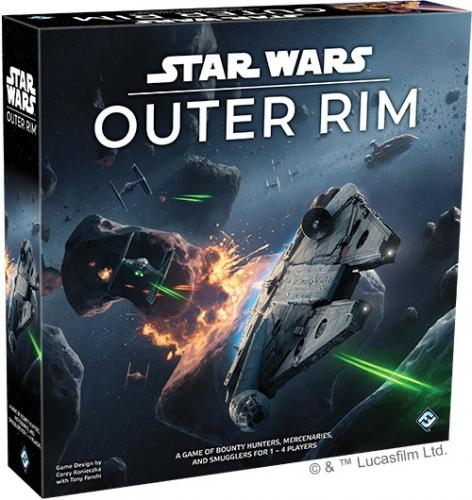 Star Wars: Outer Rimin kansi