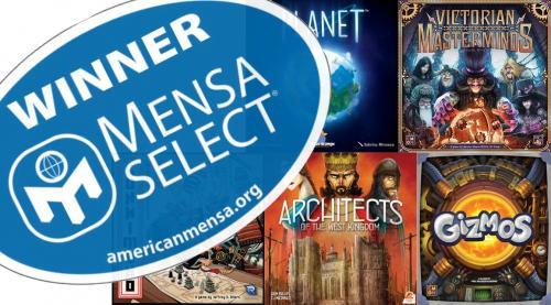 Mensa Select 2019
